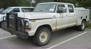 1978 Ford F250 Custom Utility Pickup Truck | Item D4090 | SO...