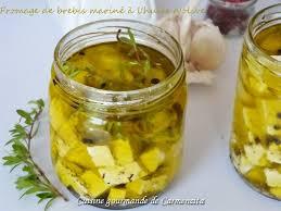 huile cuisine fromage de brebis mariné à l huile d olive cuisine gourmande de