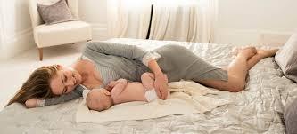 gut schlafen während schwangerschaft stillzeit mamarella