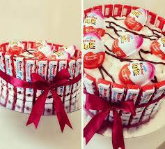 torte aus süßigkeiten selber machen 9 ideen mit und ohne