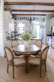 Dining Room Table Decorating Ideas For Spring by Spring Decorating Ideas Spring Home Tour