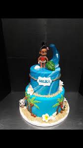 Magnificent Ideas Moana Birthday Cake Cozy Design Disney