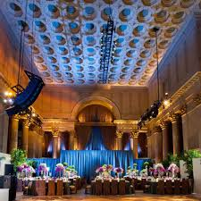 Explore the best NYC Wedding Venues at Gruber graphers