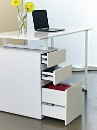 Jesper Office Desk And Return by Jesper Office 220 Wh Writing Desk With Drawers White Best Home