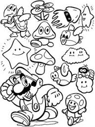 Full Size Of Coloring Pagegame Pages Nintendo Characters 010 Page Large