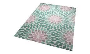 tapis esprit lotus motif fleurs géantes collection tapis