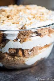 carrot cake trifle easy dessert recipe for my birthday yum