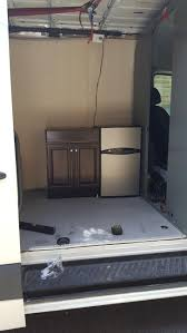 Quick And Dirty Sprinter RV Van Conversion