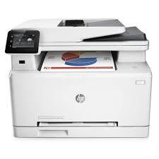 Print Copy Scan Fax