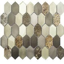 soho studio corp vertex mosaic tile colors