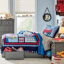 Fire Truck Bedding Twin Popular — Twin Bed Ideas : Decorating Kids ...