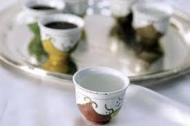 Ahwah Baida Lebanese White Coffee Recipe Petitchef
