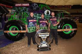 100 Monster Truck Grave Digger Videos Jam On Twitter Adam Anderson And Team