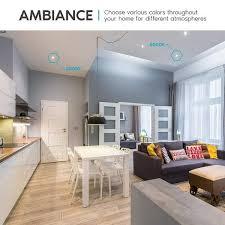 led recessed ceiling light bathroom ip65 230v spot 3w 30w