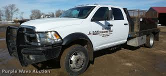 2014 Dodge Ram 5500HD Flatbed Truck   Item DA7338   SOLD! Ma... 2018 Dodge Ram Truck Awesome 2014 Unique 1500 Ecodiesel Drive Review Autoweek Catonics Black Express Crew Cab 4x4 Dodgetalk Car Used For Sale In Barrie Ontario Carpagesca 2500 Wont Give You Cavities Silver Gary Hanna Auctions Find A New Best Of 70 Trucks Reader Ride Review Ram V6 Lonestar Edition The Truth Recall Includes 17 Million Trucks Ram Dodge Wiring Short Dodge 3500 Maroon Longhorn