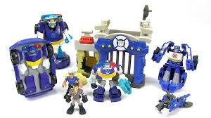 Police Station Playset With Chase Collection - Transformers Rescue ... Transformers Rescue Bots Maxx Action Fire Truck Playskool Heroes Transformers Rescue Bots Night Heatwave Fire Truck Hook Ladder Griffin Rock Team Toy High Tide Toys R Us Heroesplayskool Flip Blades The Flightbot Bot Dragon Dino Optimus 4 Figures Amazoncom The