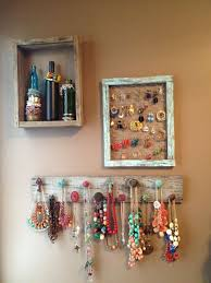 Organize Your Jewelry Holder Perfect For Dorm Add With Our Bedding Decor 2