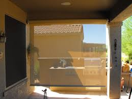 Vinyl Roll Up Patio Shades by Roll Down Shades Shades Listened To My Concerns Security