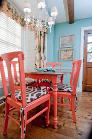 Gorgeous Coral Reef Designs Convention Milwaukee Eclectic Dining Room Inspiration With Bay Window Chair Rail