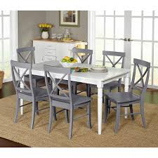 7 Piece Patio Dining Set Target by Home Styles Monarch 7 Piece Dining Table Set With 6 Double X Back