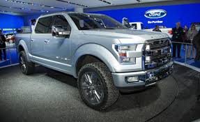 The New Ford F150 Atlas 2015 Ford F150 Atlas Concept Interior ...