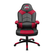 NCAA Ohio State Buckeyes Oversized Gaming Chair In 2019 ... Pottery Barns Playstation Fniture Is The New Highend X Rocker Xpro 300 Black Pedestal Gaming Chair With Builtin Speakers Ncaa High Back Chairs By Rawlings 2pack Imperial Goto Source For This Years Dorm Room Must College Covers Ohio State Buckeyes Bunjo Dual Commander Available In Multiple Colors Zline Executive Game Tables Shop Noblechairs Epic Series White South Africa Style Office Racing Design Corsair T1 Race And Pc Proline Tall Swivel Outdoor