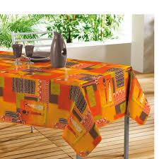 nappe toile ciree au metre toile cirée 140 cm au mètre à la coupe ctogo motifs africains afrique