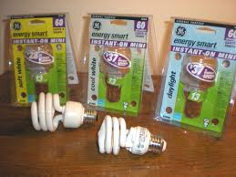 confused about compact fluorescent light cfl bulbs