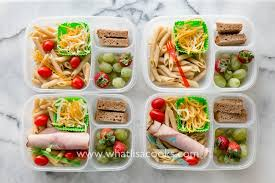 Easy School Lunch Of Leftover Cold Pasta Anyone Can Do This