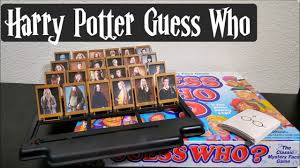 DIY Harry Potter Guess Who Game