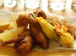 Fried Pumpkin Blossoms by Gather Ye Squash Blossoms While Ye May Npr
