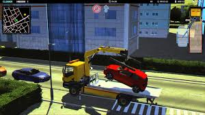 Tow Truck Simulator 2015 Gameplay - YouTube