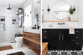 Awesome Bathrooms Ideas 2019 Remodel Trends Top Design Bathroom ... Blue Ceramic Backsplash Tile White Wall Paint Dormer Window In Attic Gray Tosca Toilet Whbasin With Pedestal Diy Pating Bathtub Colors Farmhouse Bathroom Ideas 46 Vanity Cabinet Netbul 41 Cool Half And Designs You Should See 2019 Will Love Home Decorating Advice Wonderful Beautiful Spaces Very Most 26 And Design For Upgrade Your House In Awesome How To Architecture For Bathrooms All About House Design Color Inspiration Projects Try Purple