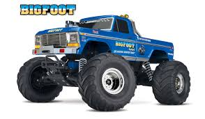 TRAXXAS BIGFOOT® 1:10 2WD NO. 1 THE ORIGINAL MONSTER TRUCK Traxxas Trx4 Defender Ripit Rc Monster Trucks Fancing Amazoncom 67086 Stampede 4x4 Vxl Truck Readyto 110 Scale With Tqi Link Latrax Sst 118 4wd Stadium Rtr Trx760441 Slash 2wd Pink Edition Hobby Pro Buy Now Pay Later Short Course Tra580764 Hobby Pro Shortcourse On Board Audio Ford F150 Svt Raptor Oba Teton Brushed Fordham Hobbies Ready To Run Xl5 Remote Control Racing The Rustler Car