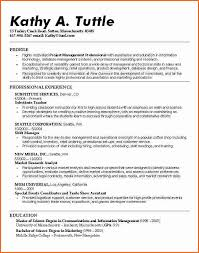 Example Resume College Student Examples Elegant Sample For High School Of Present Nor Stunning Students