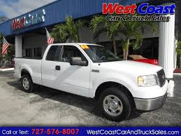 100 Ford Trucks For Sale In Florida Used 2008 F150 For In Pinellas Park FL 33781 West Coast
