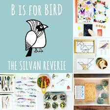 B Is For Bird Preschool Unit THE SILVAN REVERIE