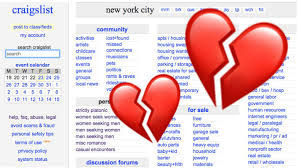 Craigslist Why I Mourn The End Of Craigslist Personals Sfchroniclecom Truck Driving Jobs Lifted Trucks Driver Best Image Kusaboshicom Drivejbhuntcom Available Drive Jb Hunt School In Jacksonville Nc This Exmilitary Offroad Recreational Vehicle Is A Illinois Student Found Dead After Trying To Sell His Car On When Responding Ad Looking For Nude Housekeeper These People Need Help Moving And Theyre Asking Curbed Ny Dating Greensboro Nc Adult Dating With Physically Fit