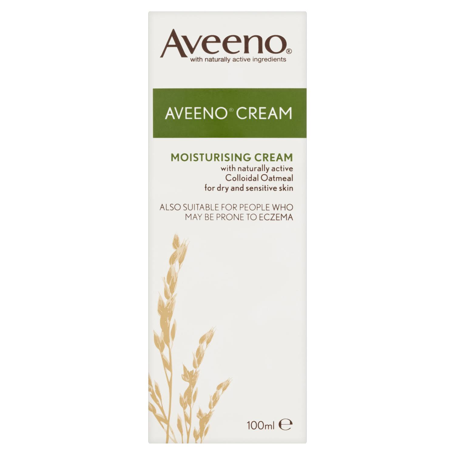 Aveeno Moisturising Cream - 100ml