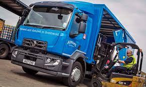 100 Norfolk Truck Renault Range D For Adnams Of Southwold Commercial Motor