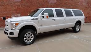 New Ford Excursion