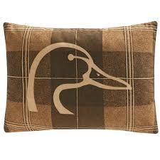 Ducks Unlimited Plaid forter Bedding