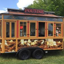 100 Gourmet Food Truck Poutine CT S