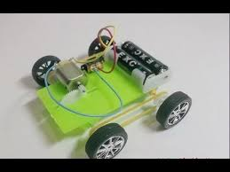 how to build a simple car robot electric motor hd youtube