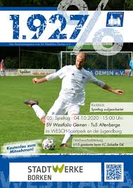 1 927 stadionmagazin 03 ausgabe saison 2020 2021 by markus