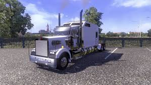 Kenworth Long Edition V2.0 I Euro Truck Simulator 2 Mods I ETS 2 A L ...