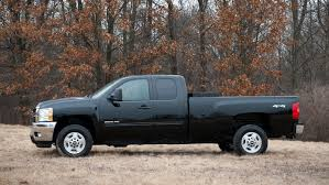 100 2013 Chevy Trucks Chevrolet Silverado HD BiFuel Pickup