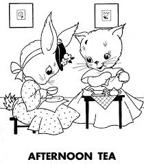 1942 Animal Paint Book Part 2