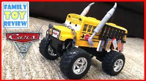 100 Demolition Truck Disney Cars 3 Toys DiY HOW TO MAKE Custom Miss Fritter Monster