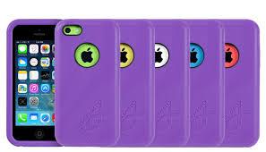 NuGuard KX Protective Case For iPhone 5C Purple